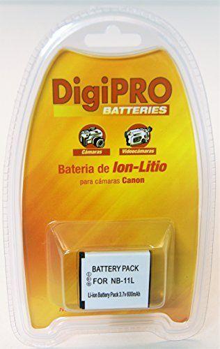 Batería para Canon IXUS 320 hs PowerShot sx432 is PowerShot a2600 600mah